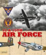 52818 - Paloque, G. - 12th and 15th Air Forces - Air Stories (The)