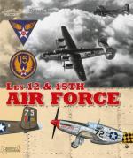 52819 - Paloque, G. - 12th et 15th Air Forces - Histoires Aeriennes (Les)