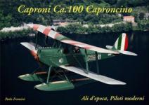 52860 - Franzini, P. cur - Caproni CA.100 Caproncino. Ali d'epoca, piloti moderni