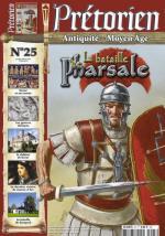 52864 - Pretorien,  - Pretorien 25: La bataille de Pharsale
