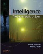 52905 - Johnson-Wirtz, L.-K.J. - Intelligence. The Secret World of Spies: an Anthology