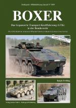52907 - Zwilling, R. - Militaerfahrzeug Special 5039: Boxer. The GTK Multirole Armoured Wheeled Vehicle in Modern German Army Service