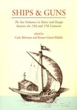 52922 - Beltrame-Ridella, C.-R.G. cur - Ships and Guns. The Sea Ordnance in Venice and in Europe Between the 15th and the 17th Century
