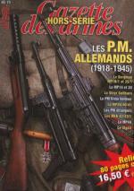 52950 - Guillou, L. - P.M. Allemands 1918-1945 - Gaz. des Armes HS 19 (Les)