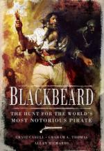 53032 - Cabell-Richards-Thomas, C.A.-G.-A. - Blackbeard. The Hunt for the World's Most Notorious Pirate
