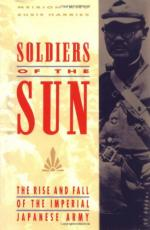 53062 - Harries-Harries, M.-S. - Soldiers of the Sun. The Rise and Fall of the Imperial Japanese Army