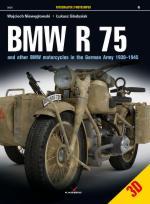 53097 - Nieweglowski-Gladysiak, W.-L. - Photosniper 006: BMW R75 and other BMW motorcycles in the German Army 1930-1945 - 3D