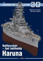 53098 - Goralski-Skwiot, W.-M. - Super Drawings 3D 15: Battlecruiser - Fast Battleship Haruna