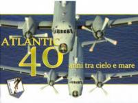 53112 - Cosci, S. - Atlantic. 40 anni tra cielo e mare