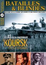 53135 - Caraktere,  - HS Batailles&Blindes 20: Les As de la Panzerwaffe a Koursk. Recits et temoinages