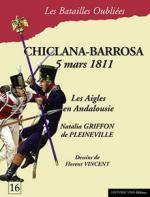 53376 - Griffon de Pleineville-Vincent, N.-F. - Batailles Oubliees 16: Chiclana-Barrosa 5 Mars 1811. Les aigles en Andalousie