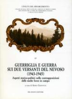 53383 - Dassovich, M. - Guerriglia e guerra sui versanti del Nevoso 1943-1945