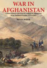 53390 - Baker, K. - War in Afghanistan. A Short History of 80 Wars and Conflicts in Afghanistan and Northern Frontier 1839 to 2011