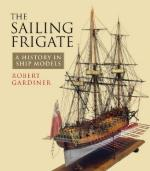 53392 - Gardiner, R. - Sailing Frigate. A History in Ship Models (The)