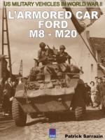 53533 - Sarrazin, P. - Armored Car Ford M8-M20 (L')