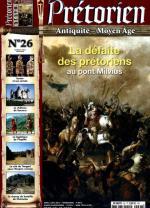 53546 - Pretorien,  - Pretorien 26: La defaite des pretoriens au pont Milvius