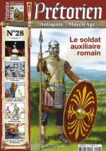 53549 - Pretorien,  - Pretorien 28. Le soldat auxiliaire romain