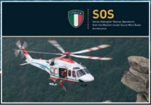 53650 - Marcellino, D. - SOS Italian Helicopter Rescue Operations from Mediterranean Sea to Mont Blanc
