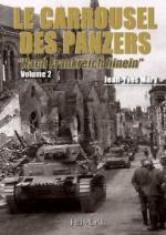 53792 - Mary-Kerger, J.Y.-P. - Carrousel des panzers 'Nach Frankreich hinein' Vol 2 (Le)