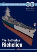 53804 - Skwiot-Sobucki, M.-A. - Super Drawings 3D 17: Battleship Richelieu