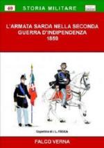 53830 - Verna, F. - Armata sarda nella Seconda Guerra d'Indipendenza 1859 (L')