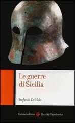53867 - De Vido, S. - Guerre di Sicilia (Le)