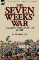 53873 - Hozier, H.M. - Seven Weeks' War. The Austro-Prussian Conflict of 1866 (The)