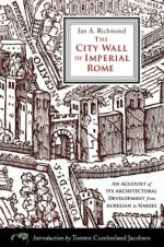 53966 - Richmond, I.A. - City Wall of Imperial Rome. An Account of Its Architectural Development from Aurelian to Narses (The)