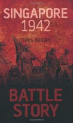 54004 - Brown, C. - Battle Story: Singapore 1942