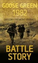 54005 - Fremont Barnes, G. - Battle Story: Goose Green 1982