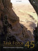 54018 - Poggiali, L. - Task Force 45. Incursori italiani in Afghanistan