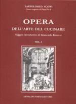 54034 - Scappi, B. - Opera dell'arte di cucinare 2 Voll