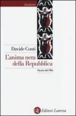54104 - Conti, D. - Anima nera della repubblica. Storia del MSI (L')