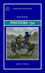 54113 - Scuterini, R. - Poitiers 732 - Conflitti e battaglie 09