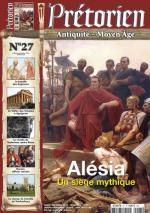 54115 - Pretorien,  - Pretorien 27: Alesia. un siege mythique