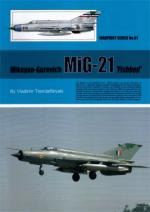 54142 - Trendafilovski, V. - Warpaint 091: MiG-21 Fishbed