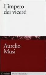 54163 - Musi, A. - Impero dei Vicere' (L')