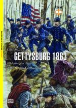 54176 - Smith, C. - Gettysburg 1863. La battaglia decisiva della Guerra Civile americana