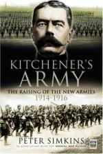 54201 - Simkins, P. - Kitchener's Army. The Raising of the New Armies 1914-1916