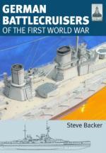 54209 - Brown-Backer, R.-S. - German Battlecruisers of First World War - Shipcraft Series 22