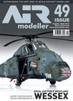 54235 - AIR Modeller,  - AIR Modeller 49. RAF Wessex