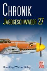 54268 - Ring-Girbig, H.-W. - Jagdgeschwader 27 - Chronik