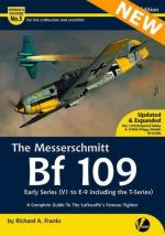 54348 - Franks, R.A. - Airframe and Miniature 05: Messerschmitt Bf 109 Early Series (V1 to E-9 including the T-Series)