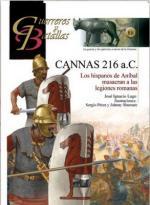 54446 - Lago-Perez-Shumate, J.I.-S.-J. - Guerreros y Batallas 088: Cannas 216 a.C. Los Hispanos de Anibal masacran a la Legiones romanas