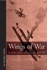 54689 - Stark, R. - Wings of War. An Airman's Diary of the Last Year of the War
