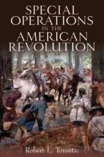 54692 - Tonsetic, R.L. - Special Operations in the American Revolution