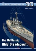 54695 - Draminski, S. - Super Drawings 3D 21: Battleship HMS Dreadnought