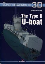 54696 - Goralski, W. - Super Drawings 3D 20: Typ II U-Boot