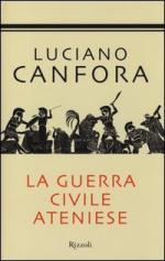 54713 - Canfora, L. - Guerra Civile Ateniese (La)