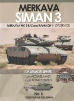 54818 - Mass, M. - IDF Armor Series 06: Merkava Siman 3 Baz and Ramaqh in IDF Service